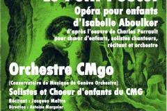 Le Petit Poucet - Orchestre CMgo