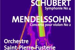 Schubert - Mendelssohn